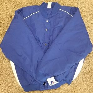 New Russell Athletic Baseball Jacket size XL